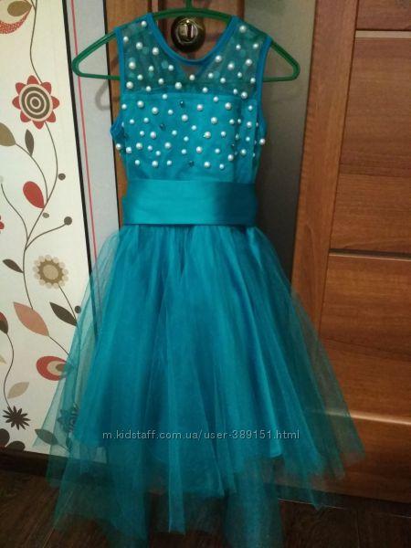 Платье праздничное, выпускное, нарядное