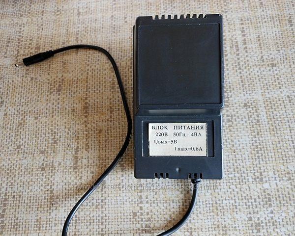 AC/DC ADAPTOR Адаптер Блок Питания 5V