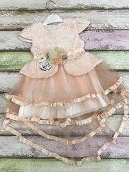Шикарное платье для девочки на 4, 5 лет