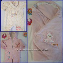 Набор для новорожденной девочки