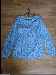 Рубашка с длинным рукавом для беременных р. М