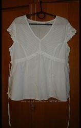 Летняя лёгкая блузка для беременных р. М