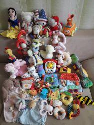Фирменные игрушки моей Катюшки