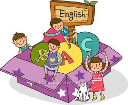 Английский для детей, возможно работать онлайн