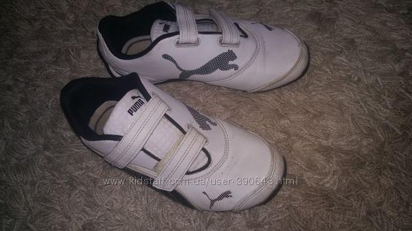 Кроссовки Puma, размер 34.