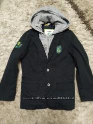 Стильный пиджак Next на 9 лет, рост 134