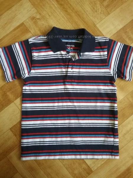 Продам футболку Wonderkids Америка  р. 4 р. 104-110 в идеальном состоянии