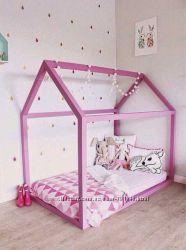 Детская кровать-домик Марта