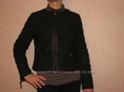 Утепленная куртка Zara женская на осень р. 44