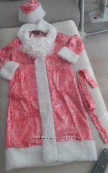 Костюм Дед Мороз детский .  Прокат.