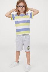 Яркие  шорты H&M для мальчиков в наличии