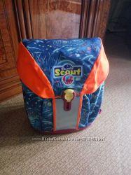 Рюкзак Scout. Ортопедический школьный рюкзак.