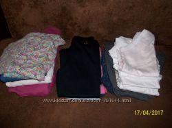 продам пакет вещей для девочки 2-5 лет 24 еденицы