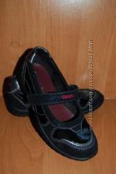 Кожаные туфли Geox 30 размер