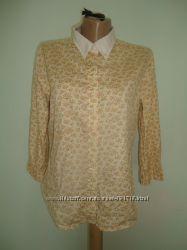 Красивая женская рубашка polo jeans company размер l наш 48-50