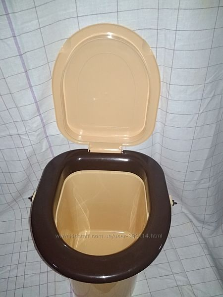 ведро-туалет, биотуалет, туристическое ведро