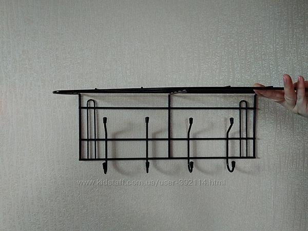 вешалка для одежды на 8 или 14 крючков