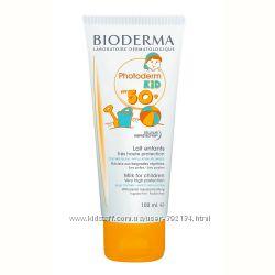 Солнцезащитный крем для детей Биодерма КИД СПФ 50 то же, что и СПФ 100