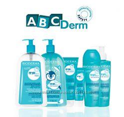 Bioderma ABCDerm - детская косметика с 0