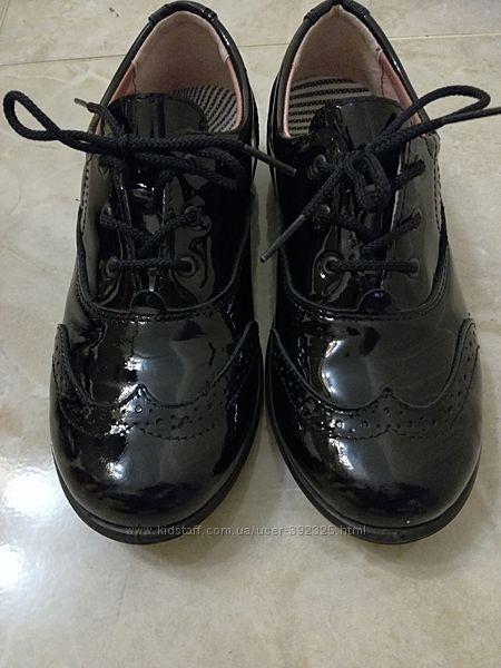 Туфли лаковые 35 размер Ricosta