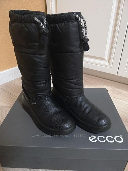 Сапоги для девочки Ecco 34 р.