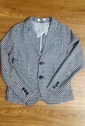 Продам б/у стильный пиджак Италия Street Gang на р. 128-134см