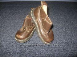 Кожаные ботинки для мальчика 23 размер 14, 5 см по стельке