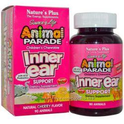 детские пробиотики. предотвращаем лор-заболевания Animal Parade