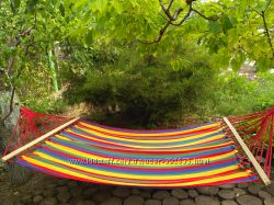 двухместный гамак Ямайка 150 см, цена со склада