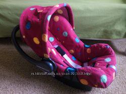 Немецкое автокресло Romer Baby- Safe 0-13 кг