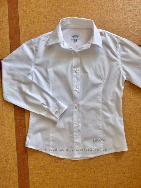 Снизила цену - рубашка Armani Junior 146-152 хлопок
