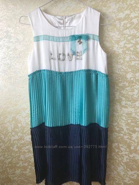 Нарядное платье Artigli Италия на рост 152-158 новое