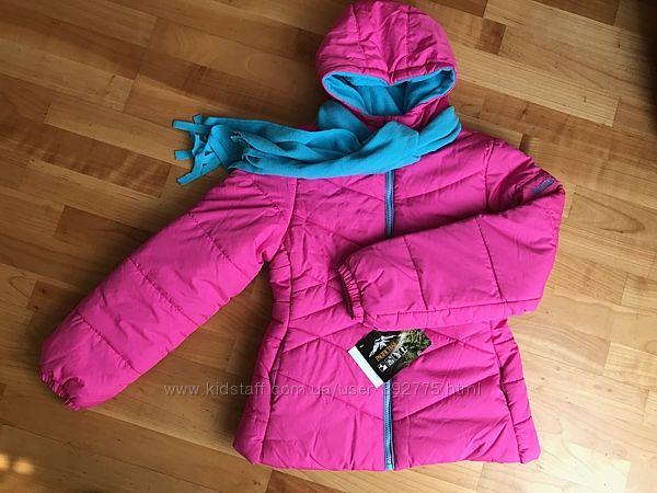 Новая куртка деми-еврозима Pacific Trail на 152-158