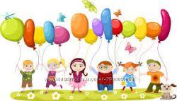 Детские аниматоры, музыка, оформление шарами Краматорск