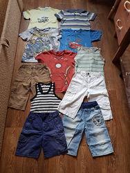 Одежда для лета на 4-5 лет