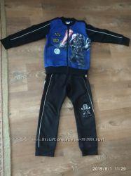 Фирменный спортивный костюм Star wars