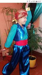 Костюм Аладина - шаровары и чалма