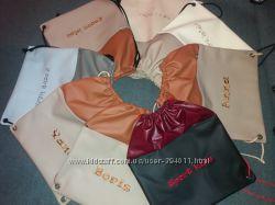Стильная сумка-мешок