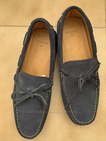 Туфли , мокасины Mango