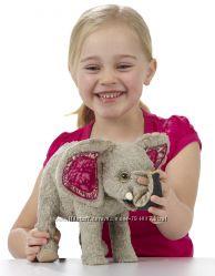 Интеративный, реалистичный Слоненок Замби, Hasbro Fur Real Friends