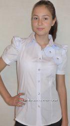 Блузка для девочки, школа