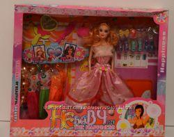 Кукла, аксесуары, кор. 20-32, 5-6 см 5599 Китай