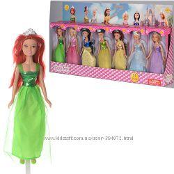 Кукла DEFA, принцесса. , 64-25-9, 5 см  8309
