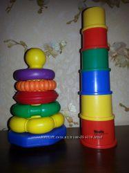 Пирамидки Симба тойз Simba Toys
