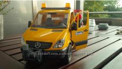 Bruder Игрушка Эвакуатор Mercedes Benz Sprinter