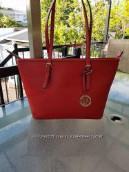 9b18fb395393 Сумка New York & Company red shopper, бу, 550 грн. Женские сумки ...