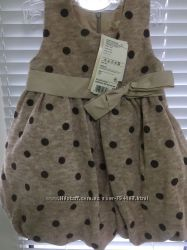 Тёплое нарядное платье Wojcik Ceremony