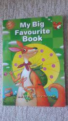 Супер обучающая книга My Big Favourite Book
