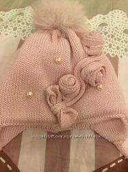 Зимняя шапка jamiks