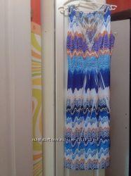 Сарафан платье летний легкий миди